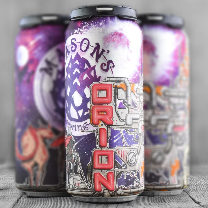 Mason's Brewing Orion