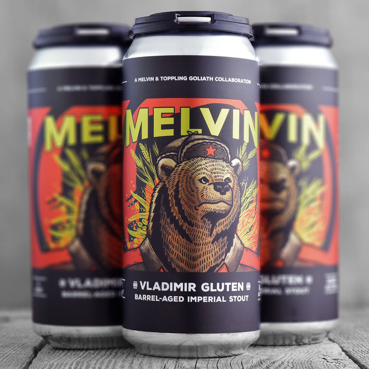 Vladimir Gluten (Melvin & Toppling Goliath) - Limit 1