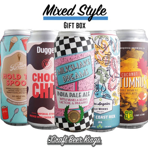 Mixed Style Gift Box - Free Shipping