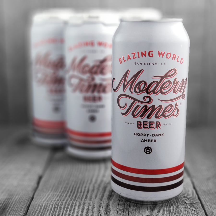 Modern Times Blazing World
