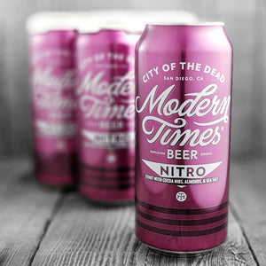 Modern Times City of the Dead Nitro