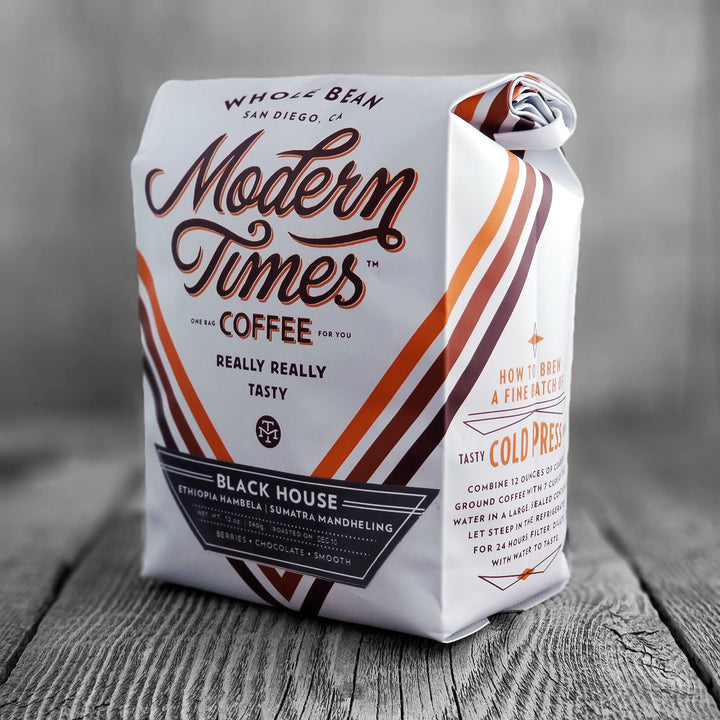 Modern Times Coffee Black House