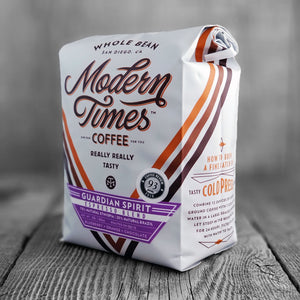 Modern Times Coffee Guardian Spirit