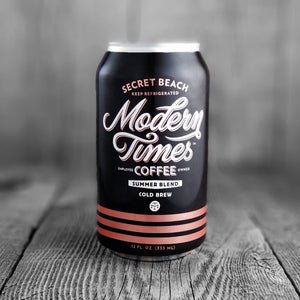 Modern Times Coffee Secret Beach Summer Blend