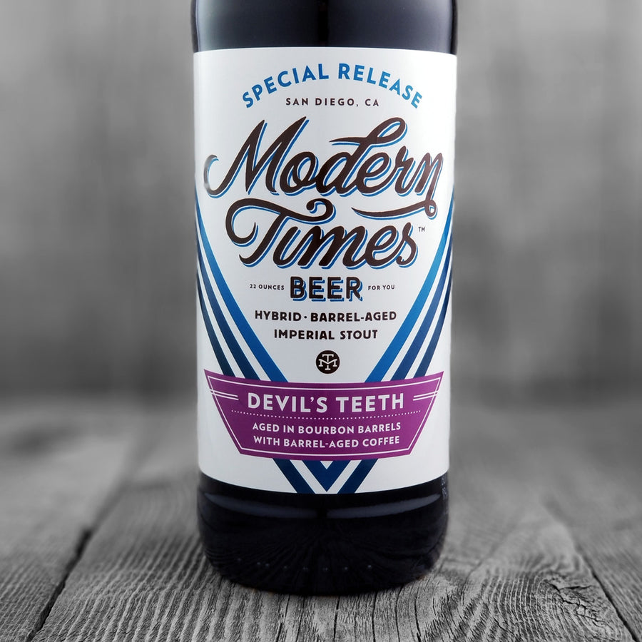 Modern Times Devil's Teeth