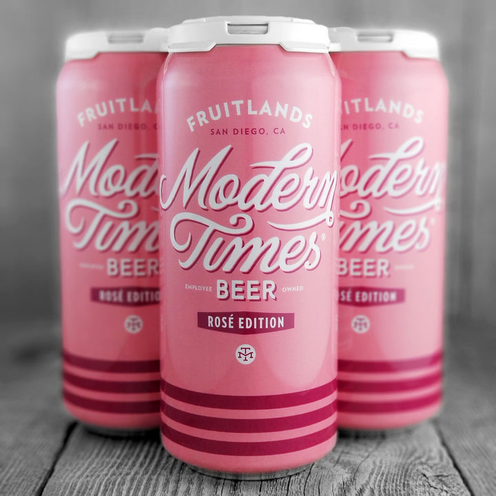 Moderm Times Fruitlands Rosé Edition