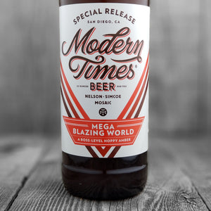 Modern Times Mega Blazing World