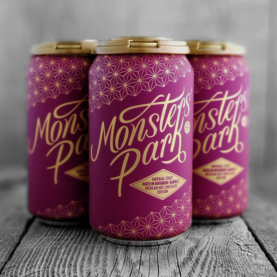 Modern Times Monsters' Park Mexican Hot Chocolate Edition