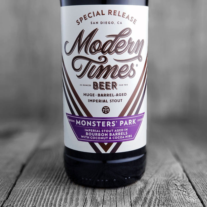Modern Times Monsters Park w/ Coconut & Cocoa Nibs