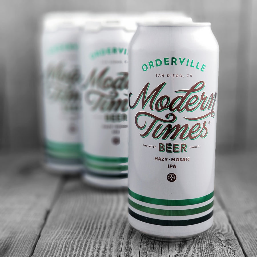 Modern Times Orderville (Cans)