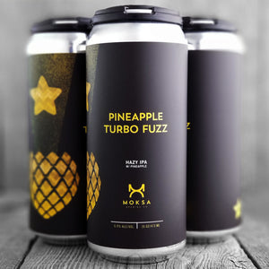 Moksa Pineapple Turbo Fuzz - Limit 2