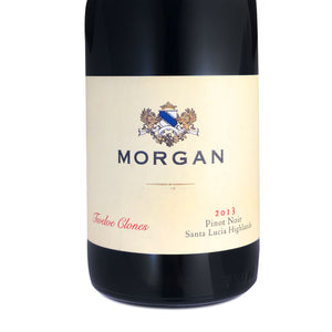 Morgan Twelve Clones Pinot Noir 2013