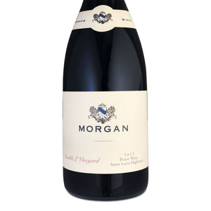 Morgan 2012 Double L Vineyard Pinot Noir (Santa Lucia Highlands)