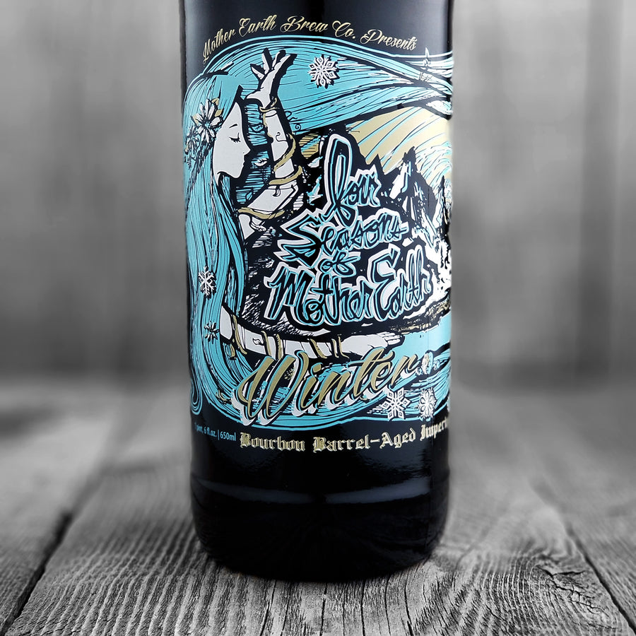 Four Seasons Of Mother Earth: Winter - Barrel Aged