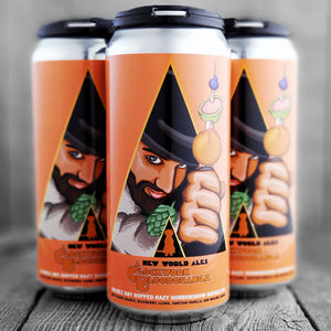 New World Ales A Clockwork Blood Orange