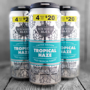 New World Ales / Seven Stills - Tropical Haze