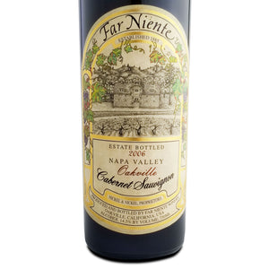 Far Niente Cave Collection Cabernet Sauvignon, Oakville 2006