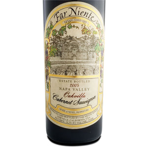 Far Niente Cave Collection Cabernet Sauvignon, Oakville 2005