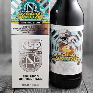 Ninkasi Ground Control (Bourbon Barrel Aged)