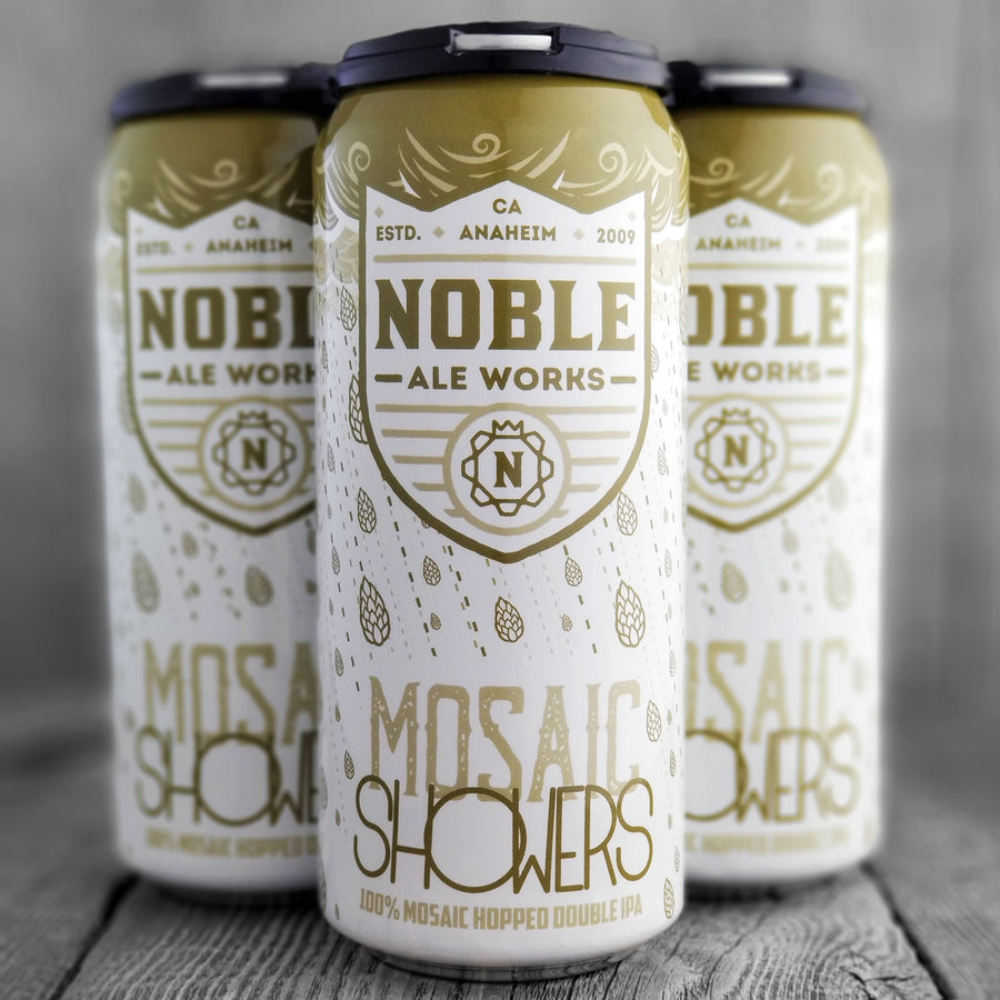 Noble Ale Works Mosaic Showers