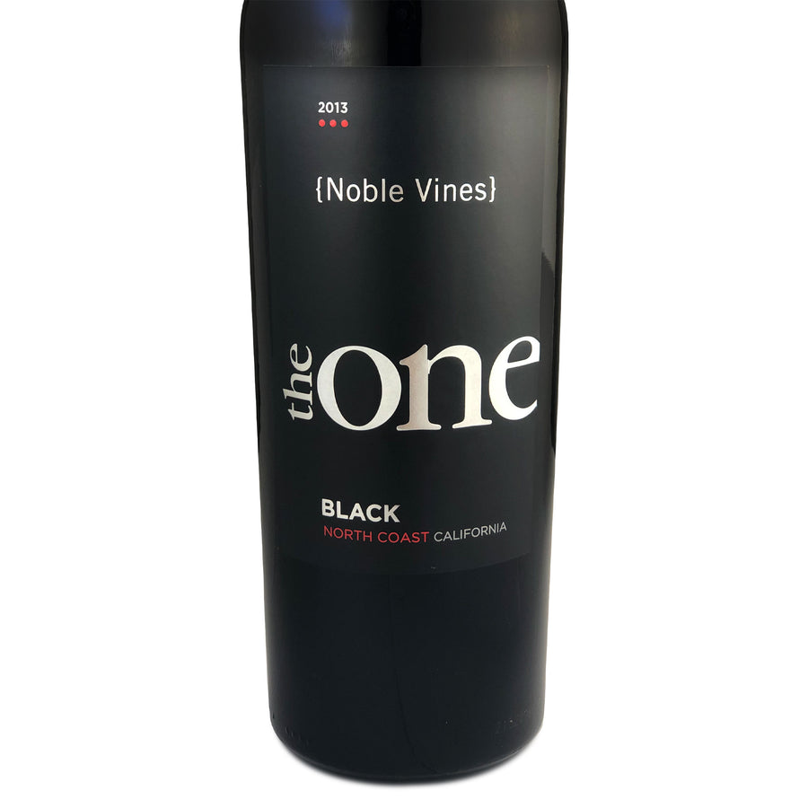 Noble Vines The One Black 2013