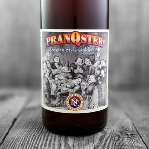 PranQster Belgian Style Golden Ale