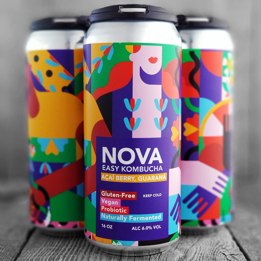 Nova Acai Berry, Guarana