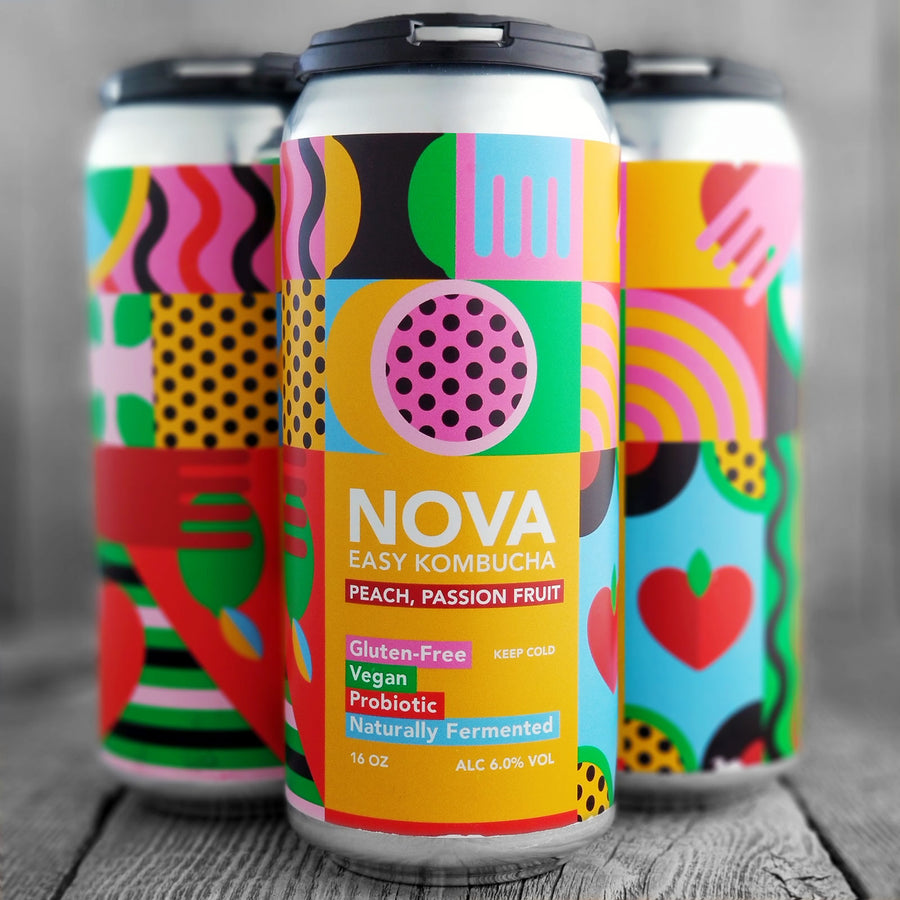 Nova Peach, Passion Fruit