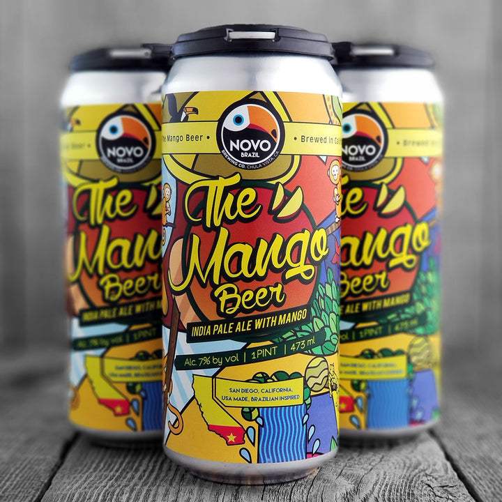 Novo Brazil The Mango Beer