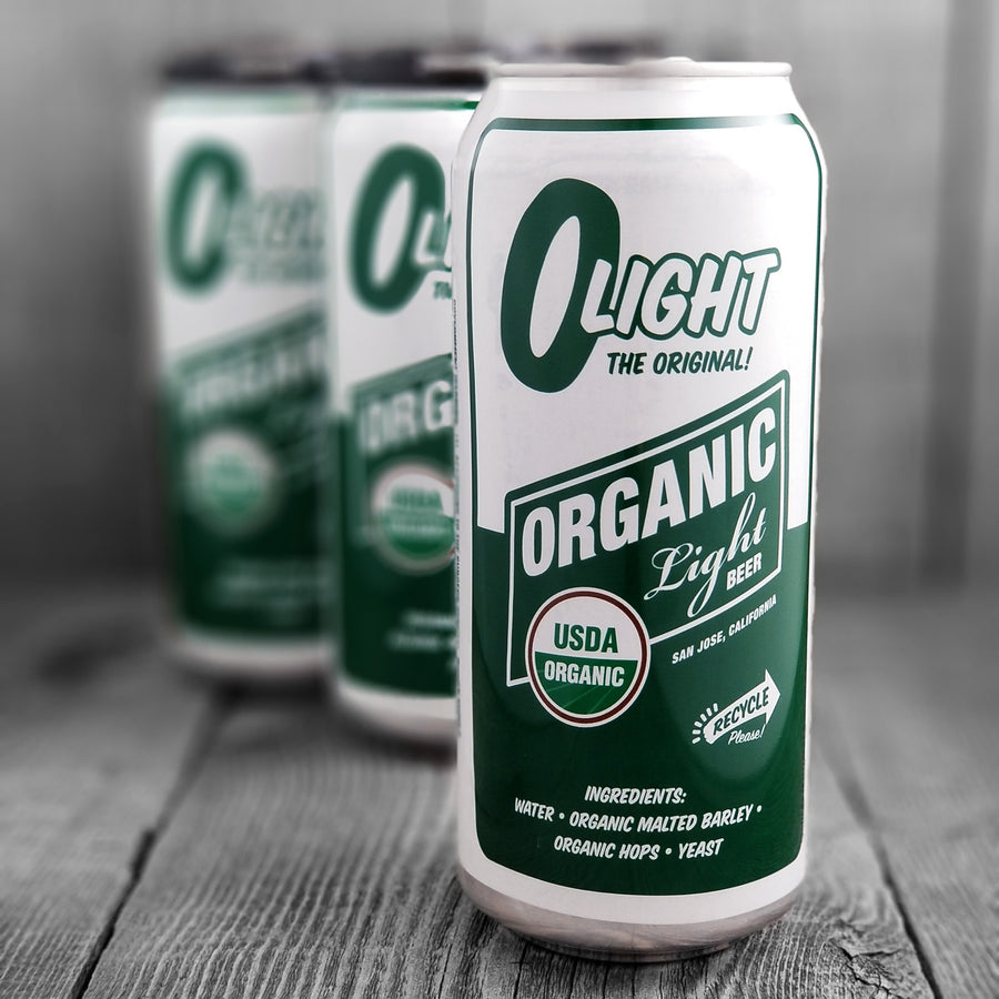 O Light Organic Light Beer