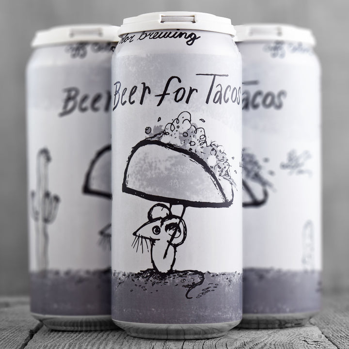 Off Color Beers For Tacos