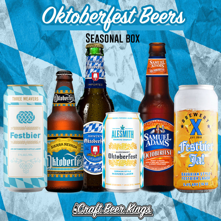 Oktoberfest Gift Box - Shipping Included!