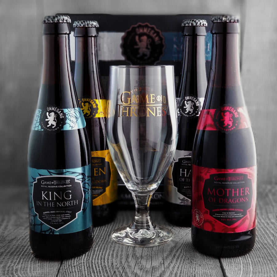 Ommegang Game Of Thrones Gift Box 2018