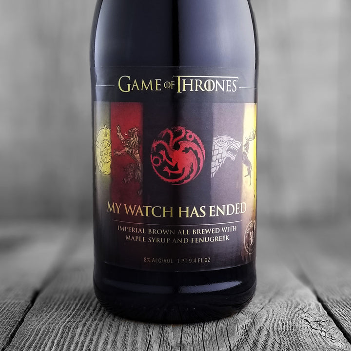 Ommegang / Game Of Thrones - My Watch Has Ended
