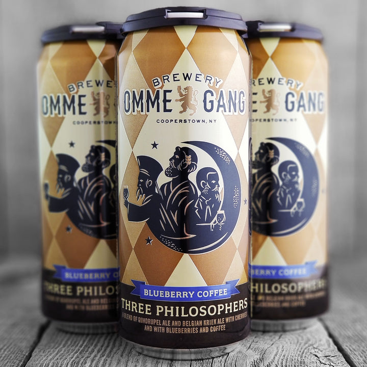 Ommegang Three Philosophers Blueberry Coffee