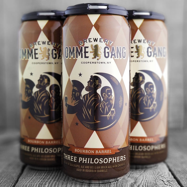 Ommegang Three Philosophers Bourbon Barrel