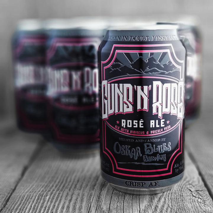 Oskar Blues Guns 'n' Rose