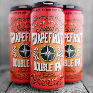 Out Of Bounds Juiced Grapefruit Double IPA