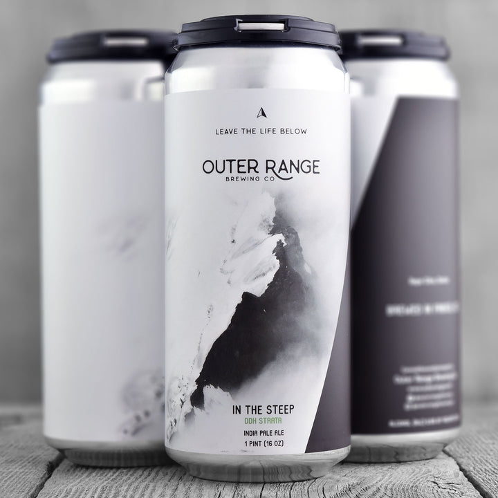 Outer Range In The Steep DDH Strata (Limit 1)