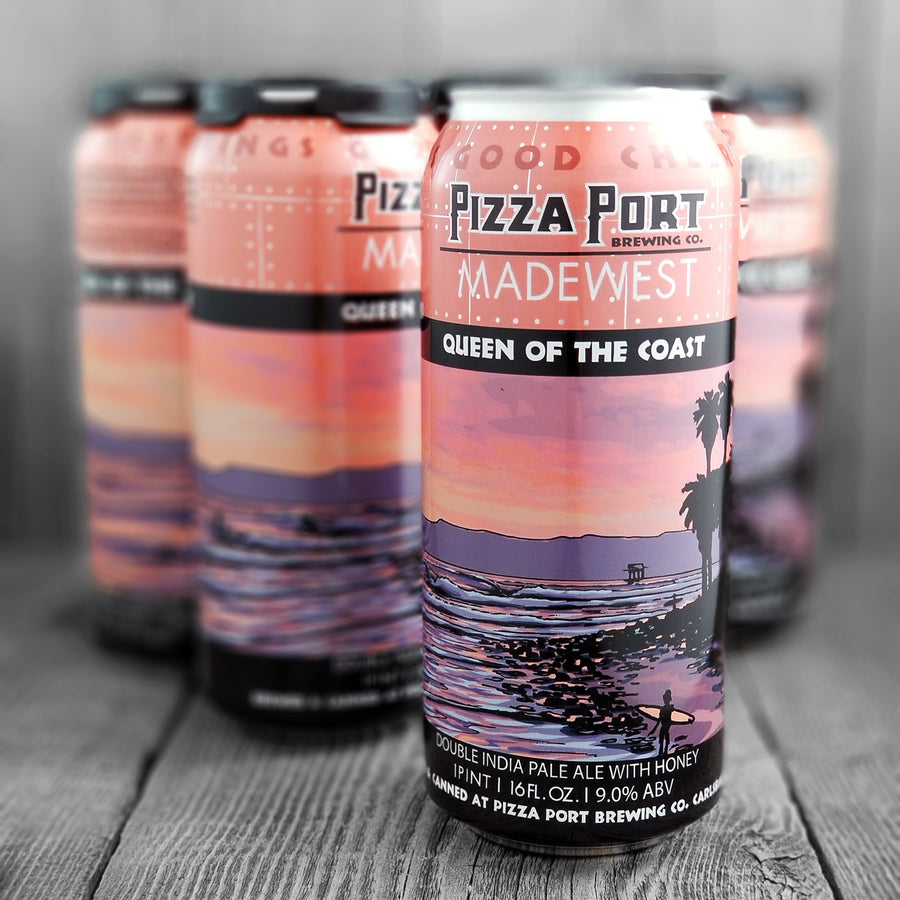 Pizza Port / MadeWest Queen of the Coast