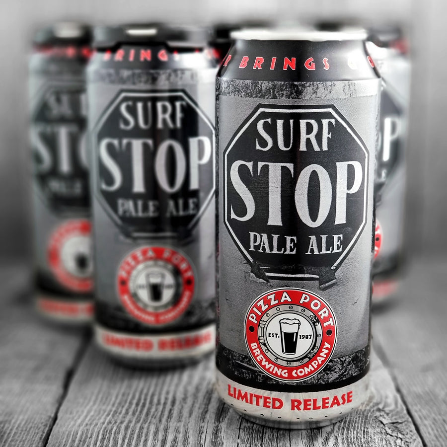 Pizza Port Surf Stop Pale Ale