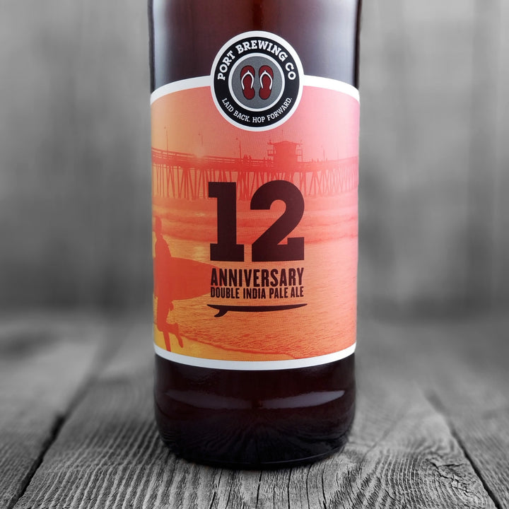 Port Brewing 12 Anniversary