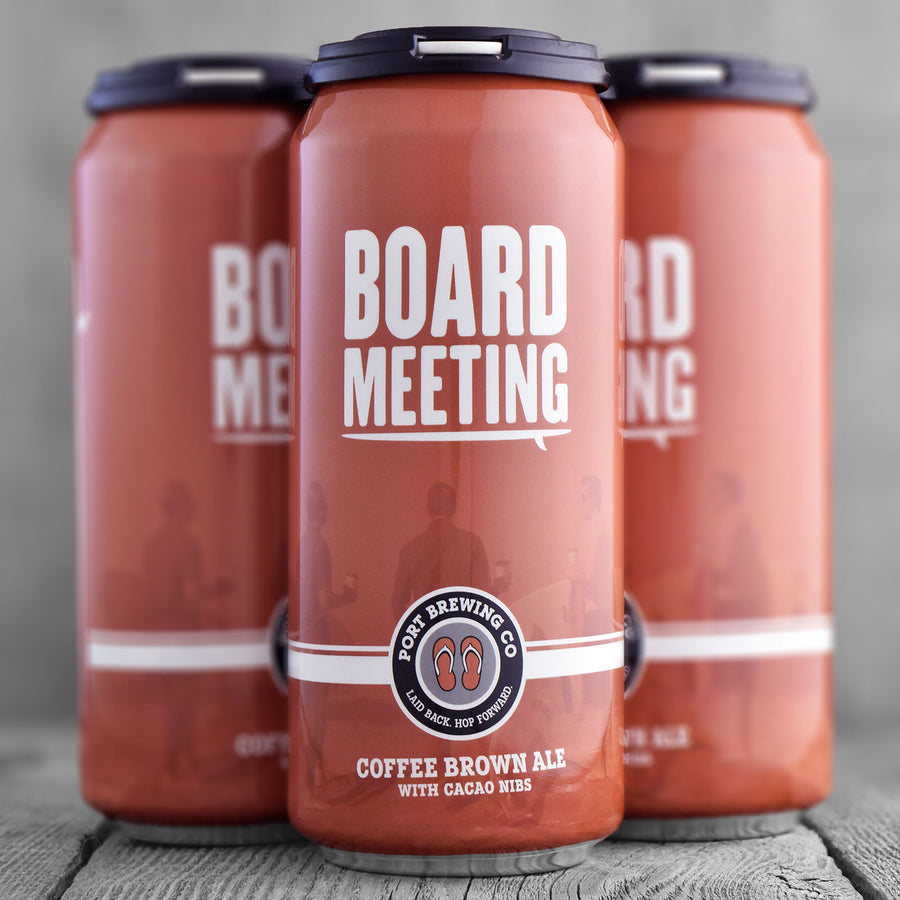 Port Brewing Board Meeting