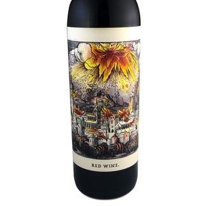 Rabble Red Blend 2015