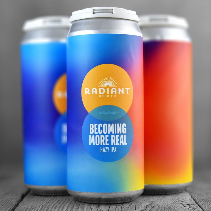 Radiant Beer Co. Becoming More Real