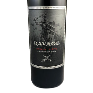 Ravage Dark Red Blend 2016