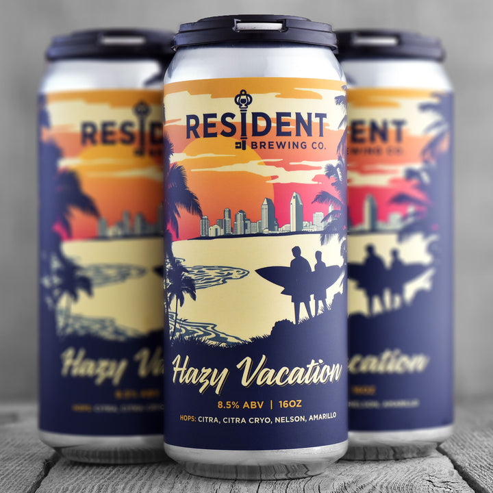 Resident Hazy Vacation