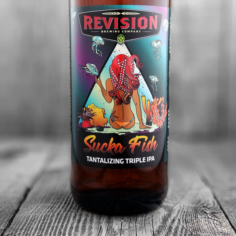 Revision Sucka Fish