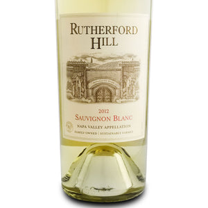 Rutherford Hill Sauvignon Blanc 2012