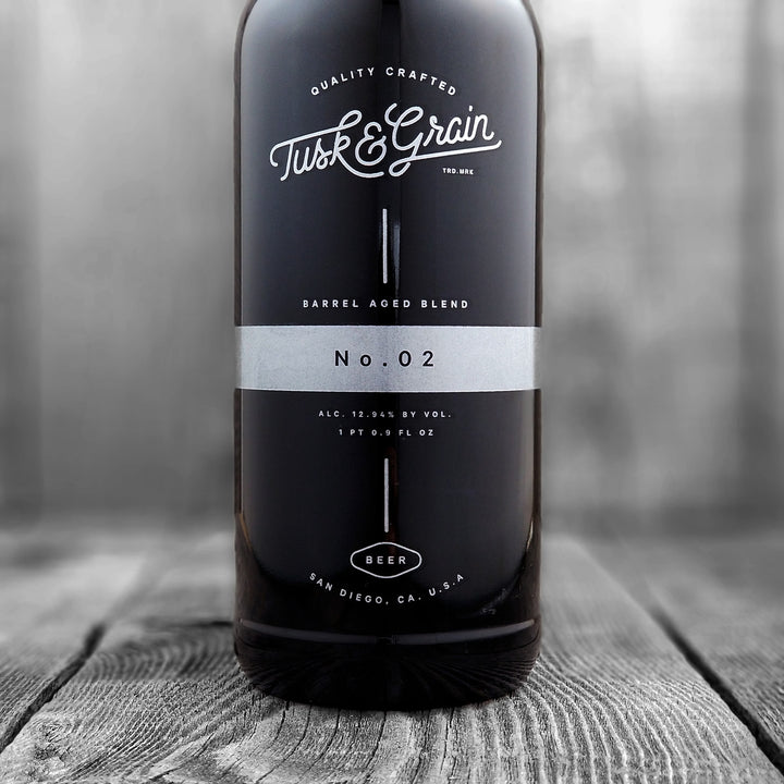 Tusk & Grain Barrel Aged Blend No. 02 16.9oz